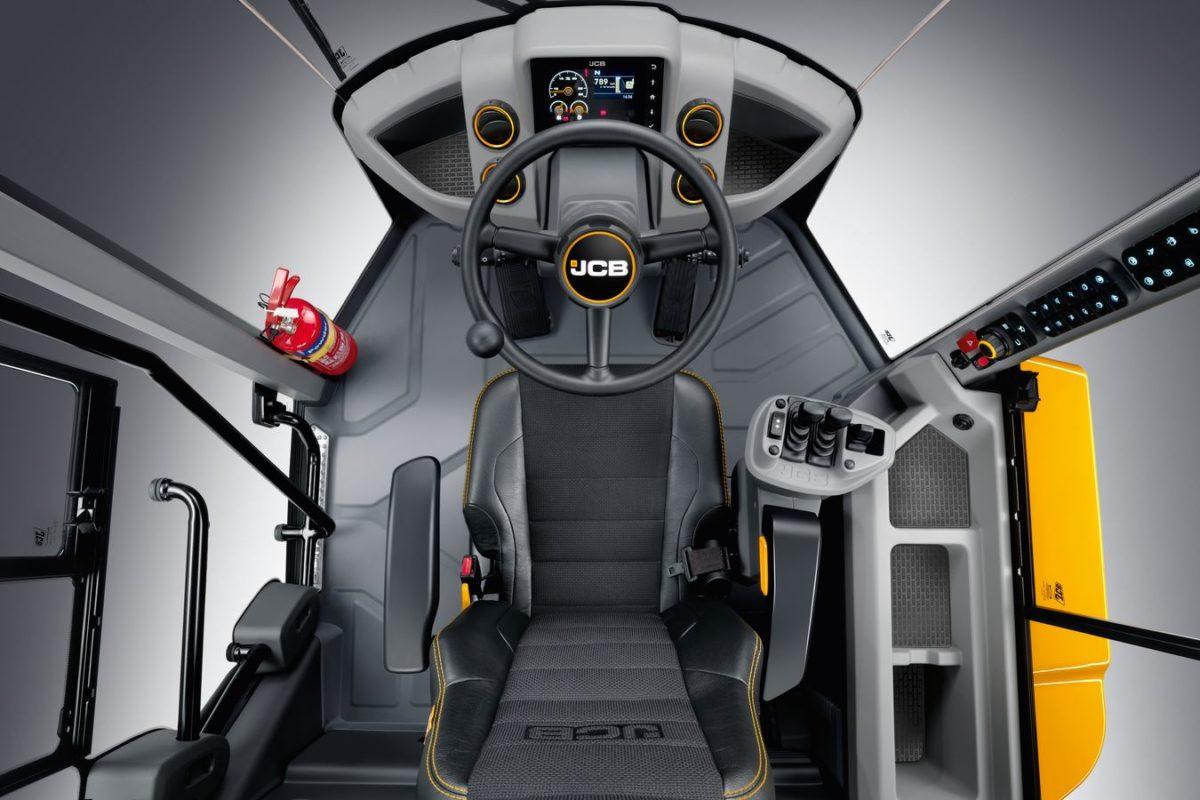 JCB 457 Hjullastare Produktbild 4